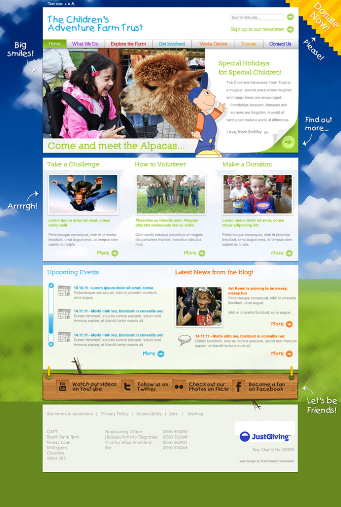 CAFT Homepage