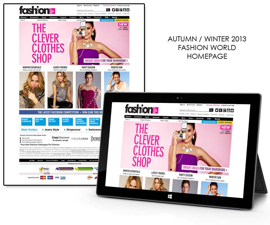 AW13_FashionWorld_Homepage