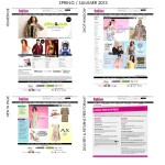 Fashion World SS13 Website