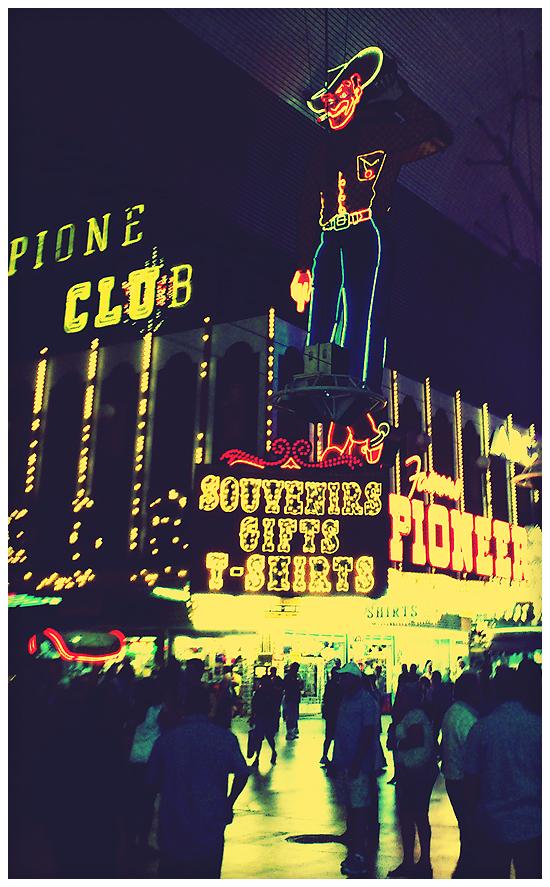Freemonte Street - Old Vegas