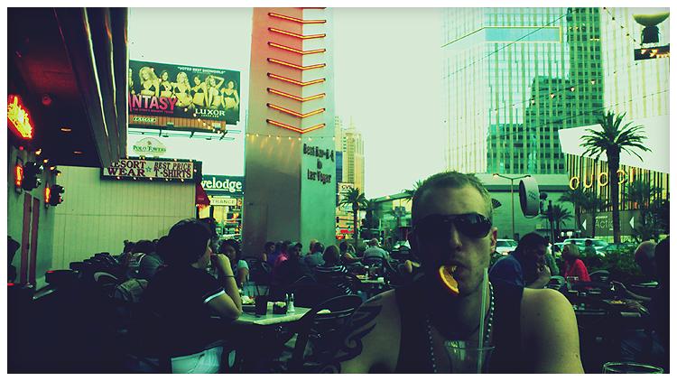 Harley Davidson Bar - Las Vegas