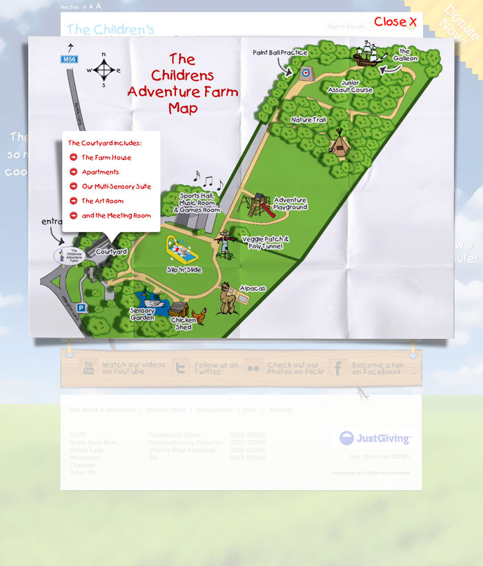 CAFT Map of Farm