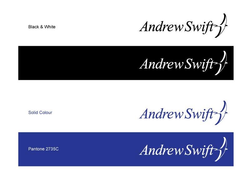 Andrew Swift Logo Design