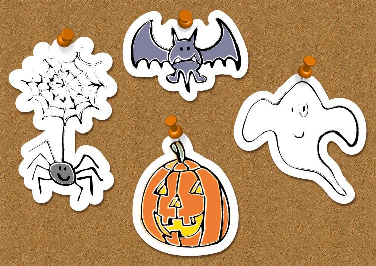 Free Stock Halloween Vector Images